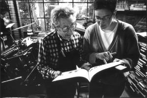 Jocelyn and Jami, 1999.